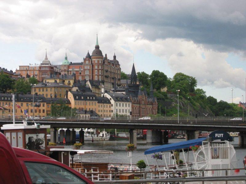 Ta dig runt i Stockholm