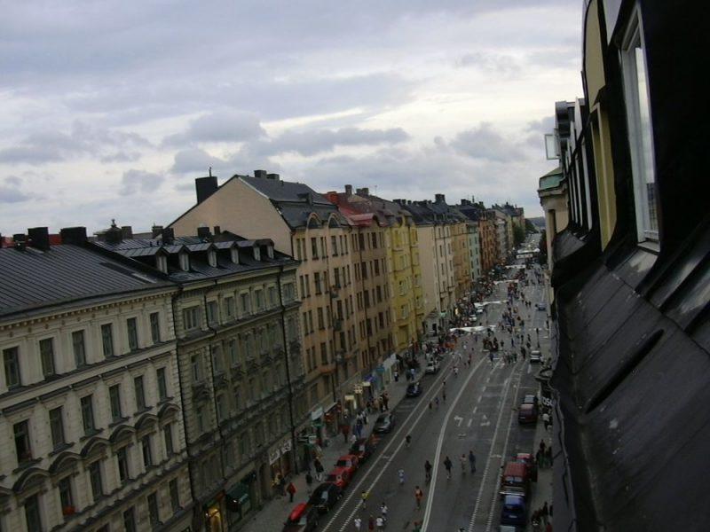 Bostadsköp i Stockholm