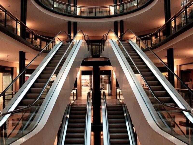 Top fem shoppinggallerior i Stockholm