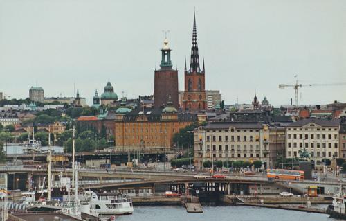 En heldag i Stockholm